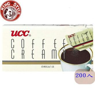 金時代書香咖啡【UCC】奶精隨身包200入(3g*100入*2袋)