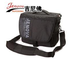 [滿3千,10%點數回饋]JENOVA吉尼佛Royal 14黑色炫風數位相機專業攝影背包 英連公司貨