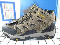 【iSport愛運動】LOTTO SABRE MID 登山靴 全新正品 LT7AMO5681 男 大尺碼