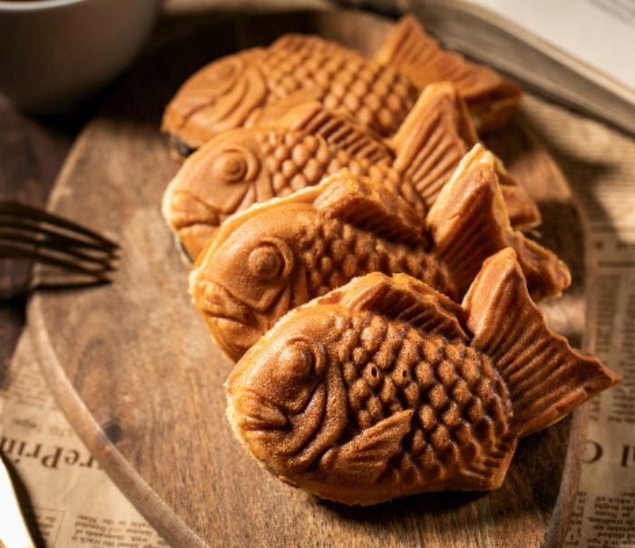★鯛魚燒 鮮奶OREO 餅乾 90g  /小資女 團購 餅乾 下午茶 甜點 禮盒 伴手禮