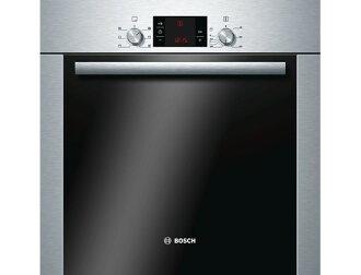 BOSCH 博世 HBA23B250K 60公分嵌入式烤箱 (舊款 HBA13B254A)【零利率】※熱線07-7428010