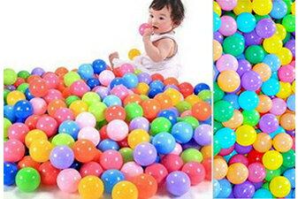【省錢博士】兒童遊戲球 / 兒童遊戲游泳池球 / 環保加厚無毒無味