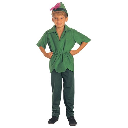 Peter Pan  Child Costume 0