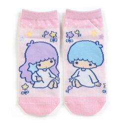 【真愛日本】18051500033 韓國製造型短襪-TS星花ACO 雙子星 kikilala 襪子 短襪