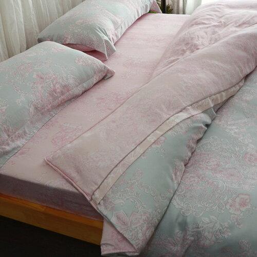 天絲【艾洛公主】床包(兩用被套)四件組 / 雙人、加大、特大尺寸   絲薇諾諾 1