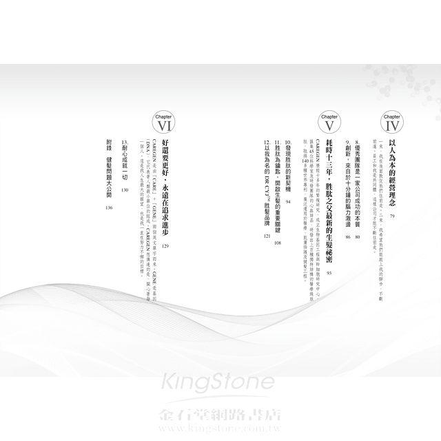 用胜?拚出300億身價:韓國生髮權威DR CYJ的研發終極密碼 2