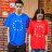 ◆快速出貨◆T恤.情侶裝.班服.MIT台灣製.獨家配對情侶裝.客製化.純棉短T.星花【Y0268】可單買.艾咪E舖 0