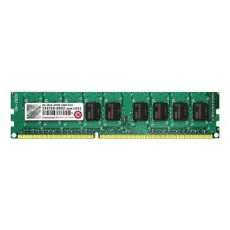 *╯新風尚潮流╭*創見伺服器記憶體 4G 4GB DDR3-1866 ECC Unbuffer 終身保固 TS512MLK72V8N