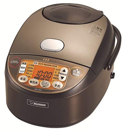 *最新款 日本公司貨  日本製 象印 6人份 10人份  IH電子鍋 ZOJIRUSHI  NW VA10 NW VA18 黑圓厚釜 豪熱沸騰  快速清潔 麵包烘烤 vi10 的新款
