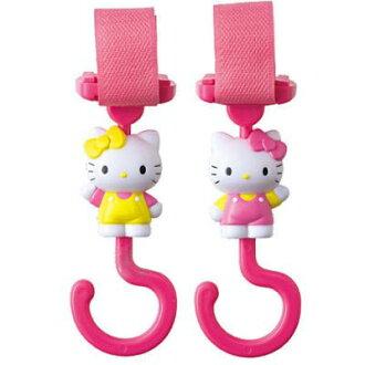 【真愛日本】14022700031 造形S掛勾2入-KTMimmy 三麗鷗 Hello Kitty 凱蒂貓 嬰兒車掛鉤 置物鉤