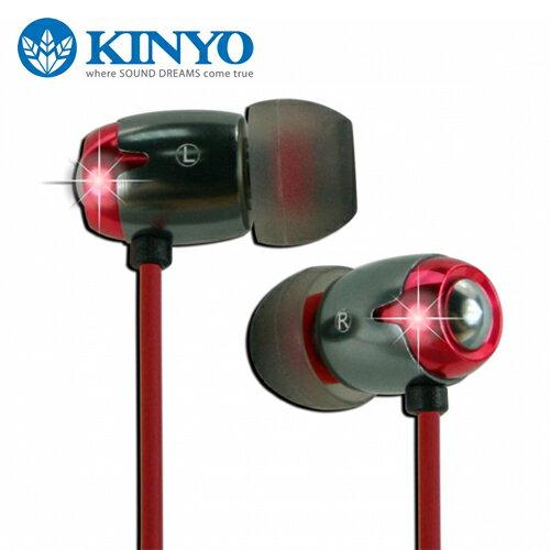 KINYO 耐嘉 IPEM~627 耳塞式耳機麥克風~三井3C~