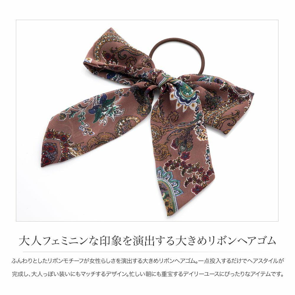 日本Cream Dot  /  優雅蝴蝶結髮束  /  k00454  /  日本必買 日本樂天代購  /  件件含運 1