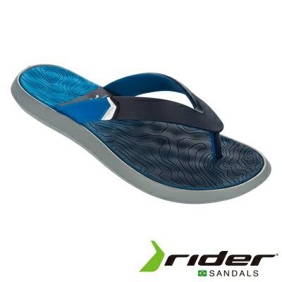 Rider 巴西 ^| Rider R1 PLUS II AD FF 潮拖 綠 藍 ^|