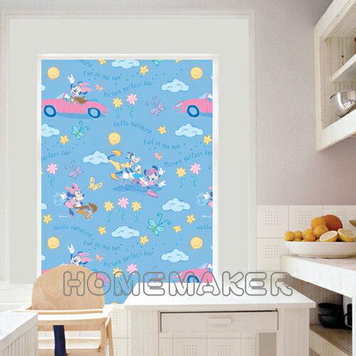 韓國彩繪自黏窗貼 HD-DPG007A