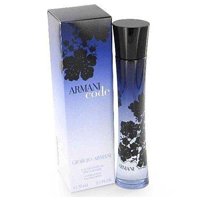 香水1986~Giorgio Armani Code 亞曼尼密碼女性淡香水迷你小香 5ml