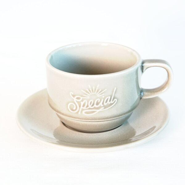 特別的他陶瓷咖啡杯