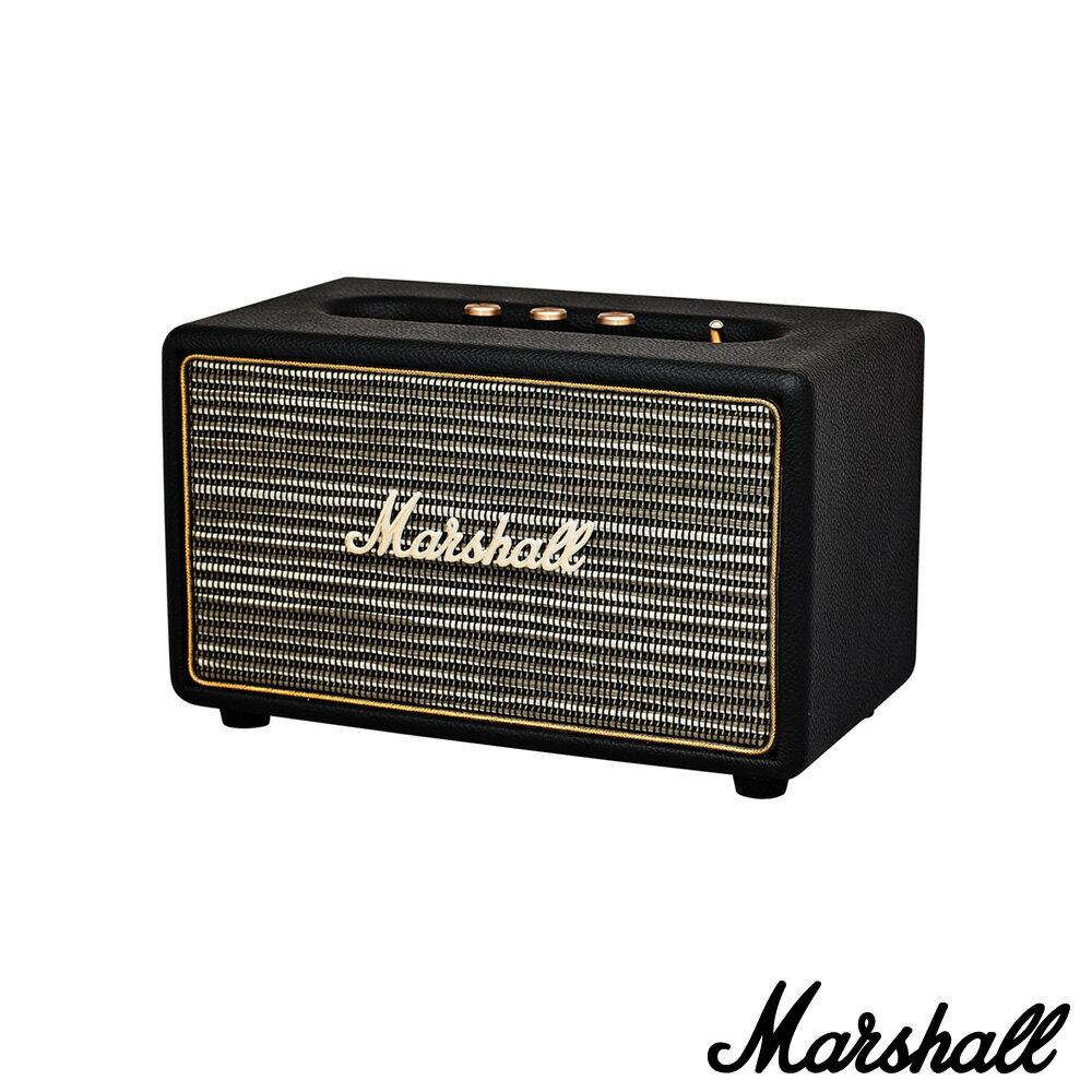 <br/><br/>  Marshall Acton Bluetooth 藍芽喇叭-black 經典黑<br/><br/>