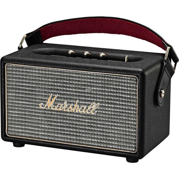 喜鵲先生1號店:MarshallKilburn攜帶式藍芽喇叭-Black經典黑