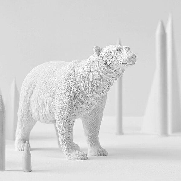 北極熊紙鎮