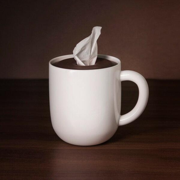 喜鵲先生1號店:咖啡杯-捲筒衛生紙盒