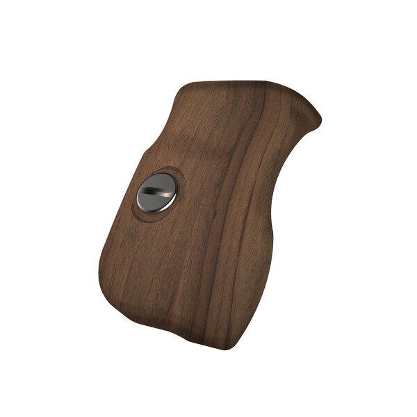 喜鵲先生1號店:核桃原木握把(5.5吋)