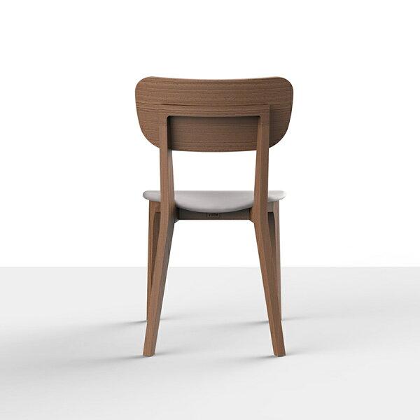 喜鵲先生1號店:FAMILYHOURL時聚餐椅皮革版(肉桂色)