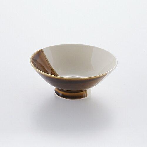 雙色釉飯碗(白)