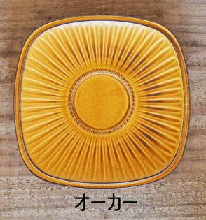歐風茶托(焦糖棕)