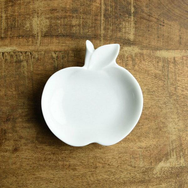 深山蘋果點心盤(磁白)