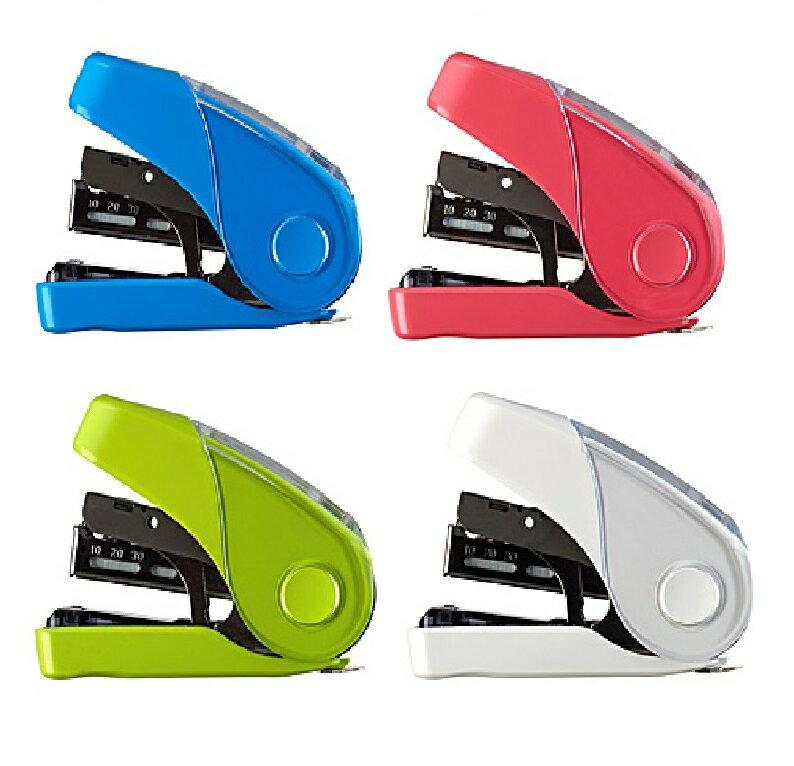 MAX 美克司 釘書機 HD-10FL3K 訂書機 / 台 (顏色隨機出貨)