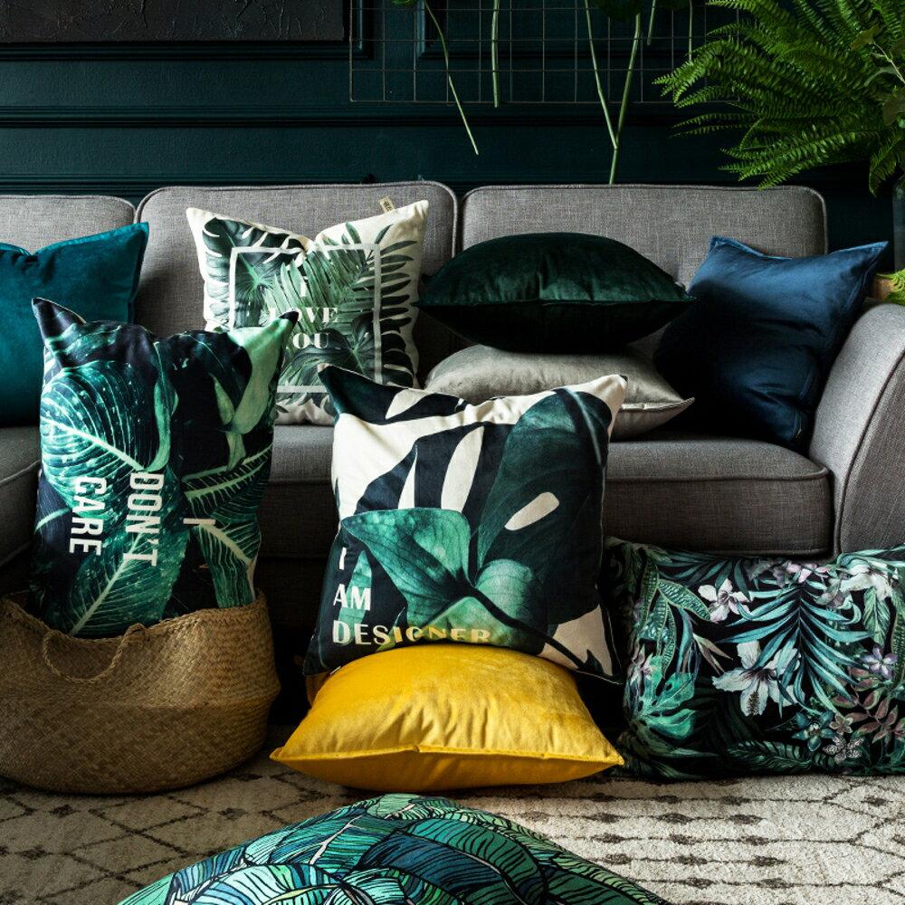✤宜家✤時尚簡約實用抱枕275  靠墊 沙發裝飾靠枕