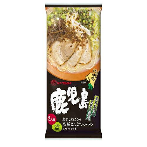 丸太鹿兒島黑豚骨風味拉麵185g【愛買】