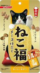日清 福來小餅 起司風味 貓餅乾 貓福餅 零食 貓餡餅 42g/包 日本國產