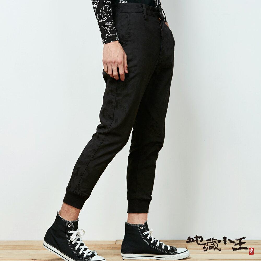 【春夏新品】擅變我型系列-變色龍透濕透氣西裝運動褲(黑)  - BLUE WAY  JIZO 地藏小王 2