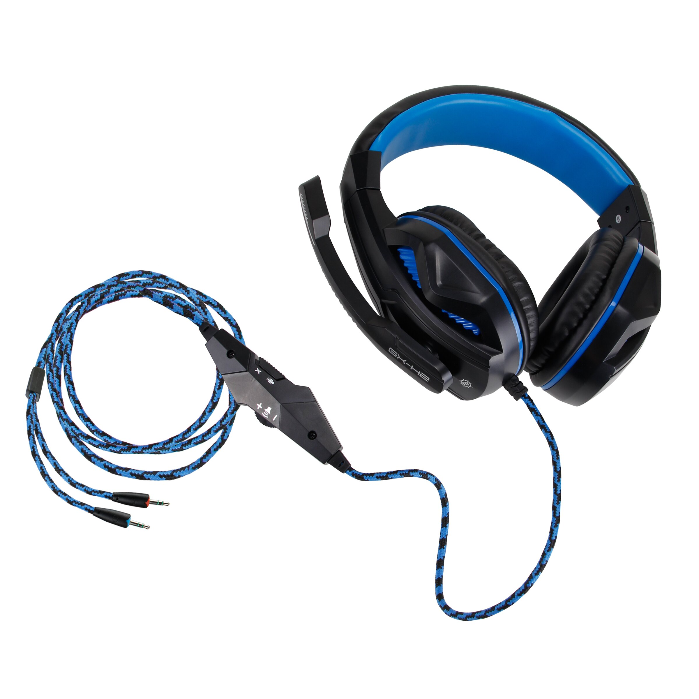 ENHANCE GX-H2 PC Headset with Comfortable Ear Padding and Adjustable Mic Works with Desktops 6