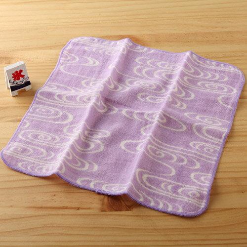 taoru 日本毛巾 和心傳_流水 25*25 cm (仕女手巾 紗布巾)