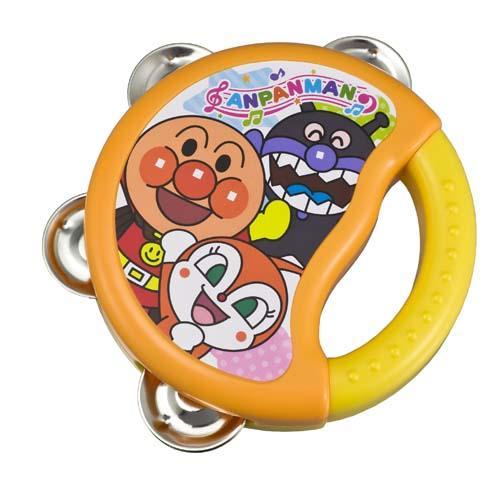 日本代購預購 ANPANMAN 麵包超人 音樂玩具 基本樂器 707-202