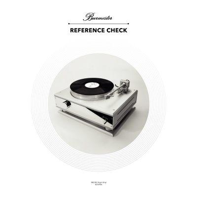 【停看聽音響唱片】【黑膠LP】柏林之聲45轉參考對比鑑定黑膠盤 (180克45轉LP) - 限時優惠好康折扣