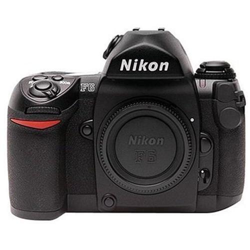 Nikon F6 35mm SLR Camera - 35mm - Black 1