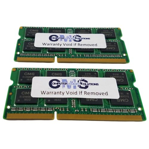 16Gb (2X8Gb) Memory Ram CMS 4 Hp Envy Notebook Dv6-7247Cl, Dv6-7246Us, Dv6-72 By CMS Brand 1