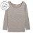 Little moni 發熱紗系列Mo2Heat成人圓領上衣-灰色 0