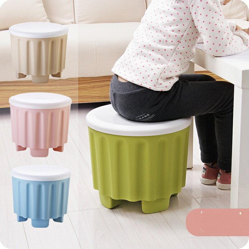 換鞋凳 可疊加收納凳 多功能儲物凳 兒童板凳 馬卡龍可疊加收納椅 堆疊收納凳 儲物椅 收納椅 收納凳 收納箱 儲物箱穿鞋椅 玩具箱 收納盒凳子二合一 創意可坐人換鞋凳子