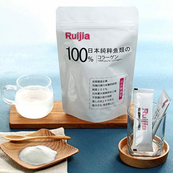 露奇亞 Ruijia 日本膠原蛋白(30包入) 效期2018.12【淨妍美肌】