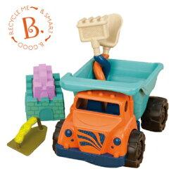 美國 B.TOYS 沙子一卡車