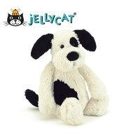 彌月禮盒推薦★啦啦看世界★ Jellycat 英國玩具 / 黑白小狗  玩偶 彌月禮 生日禮物 情人節 聖誕節 明星 療癒 辦公室小物