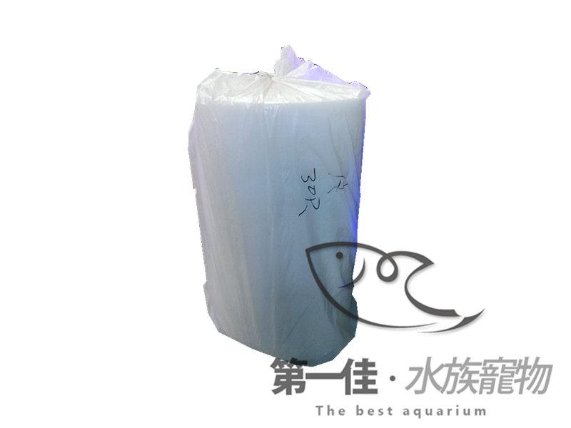 [第一佳水族寵物]批發高級過濾棉[一卷寬112公分3公分厚,30尺$2700、白棉、魚菜共生