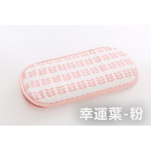 ★衛立兒生活館★Sinbii 安眠抱枕 (一枕三用)-幸運葉粉