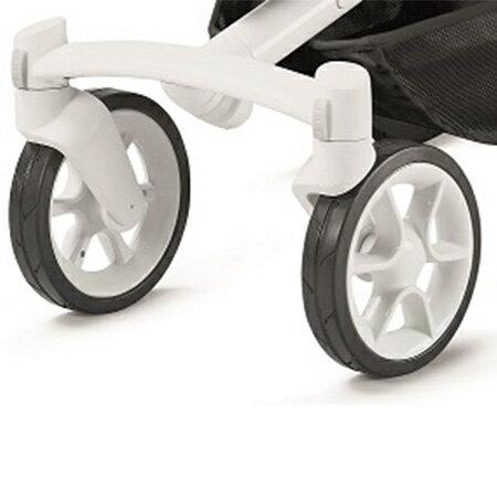 ★衛立兒生活館★Quinny Moodd 嬰兒手推車-用前輪(白色)