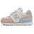Shoestw【IV574NSE】NEW BALANCE NB574 運動鞋 黏帶 小童鞋 Wide 白粉天藍 1