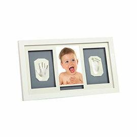【淘氣寶寶】Adora珍愛回憶系列寶寶手足模印相框(豪華壁掛型)